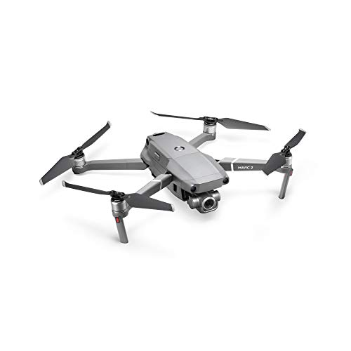 DJI Mavic 2 Zoom Drone Quadcopter with Fly More Kit Combo Bundle
