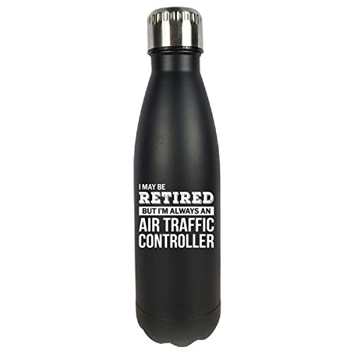 Controller Funny Retirement Gift - Water Bottle Double Wall Vacuum ()