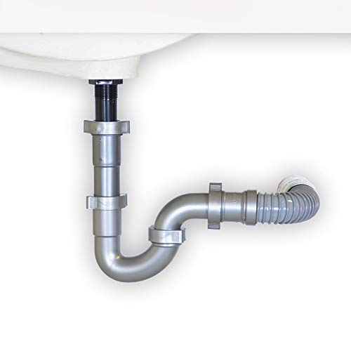 Snappy Trap Universal Drain Kit for Bathroom ()