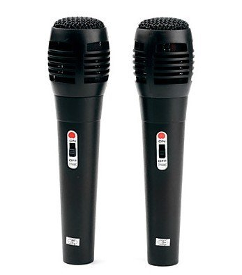 USB Karaoke Microphone for Ps3, Wii, Xbox360 and Pc(set of 2)