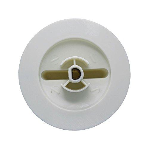 WE1M652 GE Dryer Timer Knob AH1482196 2 PACK PS1482196 PS1482196 EA1482196