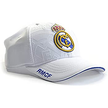 Gorra Real Madrid junior blanco ...
