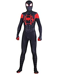 Superhero Zentai Bodysuit Halloween Adult Kids Cosplay Costumes b755c64c4