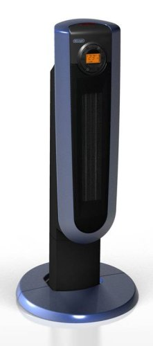 DeLonghi TCH7590ER Azul, Gris 1800W Radiador - Calefactor (Radiador, Piso, Azul,