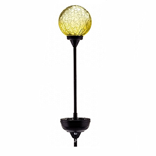 Cracked Crystal Solar Lights in US - 4