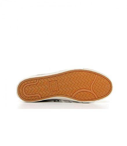Codice 160981C Vulc Grigio Leather Scarpe Converse Distress Pro YqfXw4w