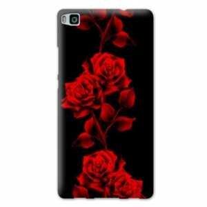 Amazon Com Case Carcasa Sfr Starxtrem 4 Fleurs Rose Rouge N
