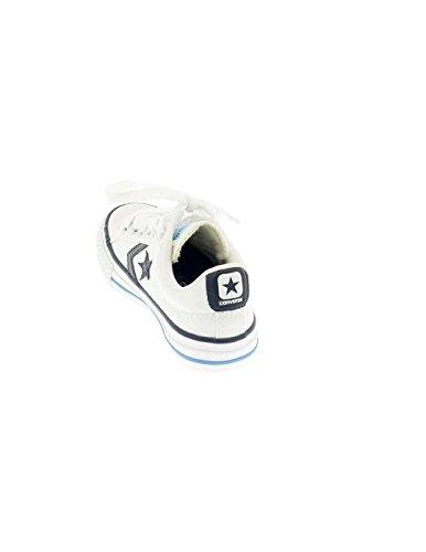Calzado deportivo para mujer, color Blanco , marca CONVERSE, modelo Calzado Deportivo Para Mujer CONVERSE SP OX Multicolor