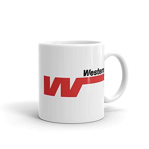 (Western Airlines Mug)
