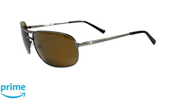 77d12551602 Amazon.com  Fatheadz Eyewear Men s the Law V2.0 Polarized Aviator Sunglasses