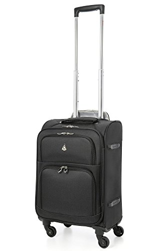 Lightweight Carry On Suitcase - 6