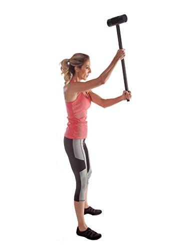 Apollo Athletics Steel Sledgehammer for Fitness, 25LB by Apollo Athletics (Image #4)