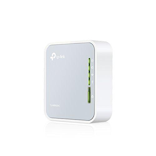TP Link AC750 Dual Band Wi Fi Travel