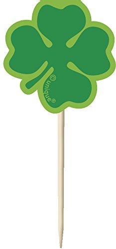 Shamrock Saint Patricks Day Cupcake Kit for 24 Unique 62655