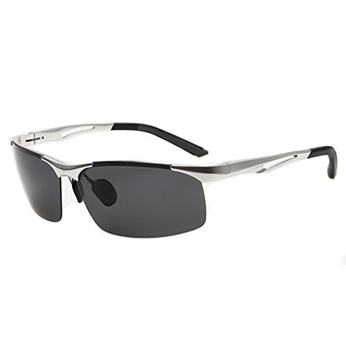 A-Royal High-Grade Fashion UV Protect Cycling Driving Sport - To Fix Polarized Sunglasses How
