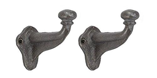 (Abbott - Vintage Small Industrial Wall Hook)