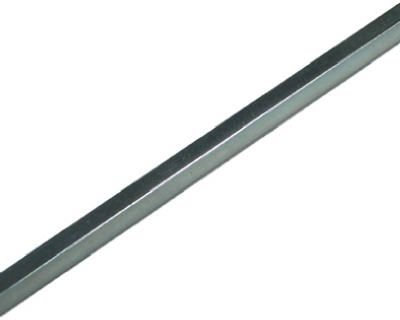 (STEELWORKS BOLTMASTER 11176 Square Steel Key Stock, 3/8 x)