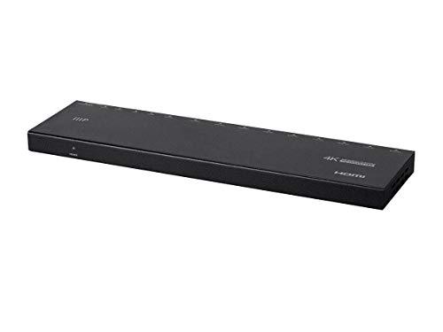 1x8 Hdmi Splitter - Monoprice Blackbird 4K HDMI 1x8 Splitter Extender with IR, Loop Out, EDID, POC with 8 Receivers, 50m, 164ft - (118787)