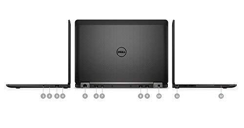 "Dell Latitude E7470 High Performance Flagship Business Ultrabook PC, 14"" QHD Touchscreen Intel i7-6600U 8GB DDR4 512GB SSD Backlit Keyboard Windows 10 Professional (Renewed)"