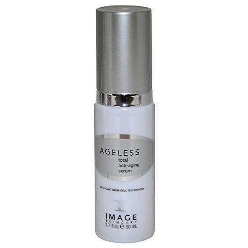 Image Skincare Ageless Total AntiAging Serum with VectorizeTechnology 1.7 Oz (Image Vitamin C Hydrating Mask)