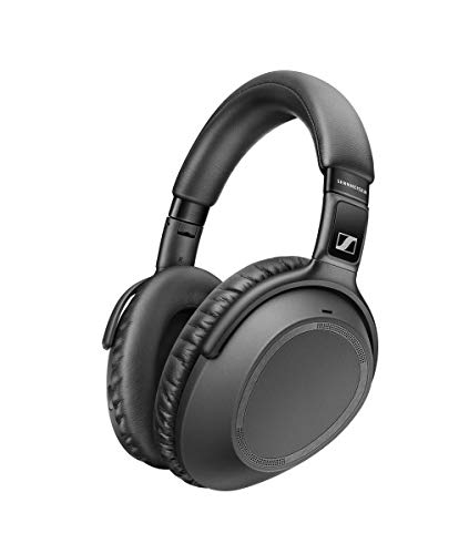Sennheiser PXC 550-II Wireless - NoiseGard Adaptive Noise Cancelling, Bluetooth Headphone with Touch Sensitive Control and 30-Hour Battery Life