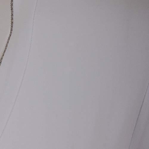 M0t18b1612c159 Brunello Algodon Cucinelli Top Mujer Blanco wOHTq