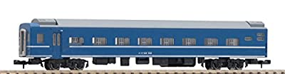 -N gauge- 9523 Japanese National Railways passenger car ohanefu 25-100 form (silver zone) -delivery