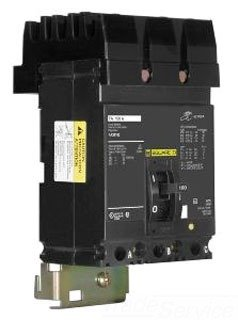 SCHNEIDER ELECTRIC Molded Case Circuit Breaker 600-Volt 40-Amp FH36040 600V 40A by Schneider Electric