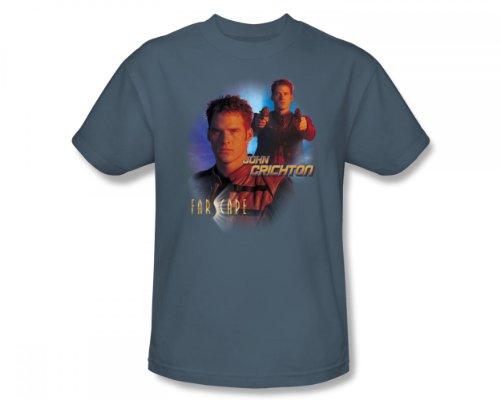 Zhaan Adult Ringer T Shirt Farscape