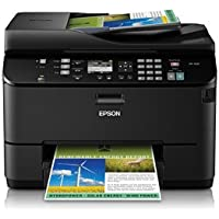 Epson Workforc E4530 Bundle with Dye Ink Ciss