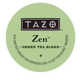 TAZO ZEN GREEN TEA K CUP TEA 72 COUNT by TAZO