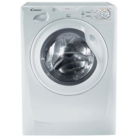 Candy Gof662 Freestanding Front Load 6 Kg 1600rpm A White