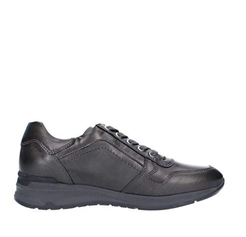 A806430d Grigio Donna Nero Giardini Sneakers qZXx5wXAY