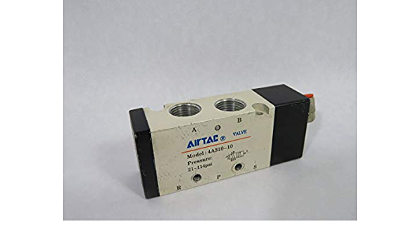 Details about  /4M310-10 Solenoid Valve for AirTAC 5 way 2 position AC220V AC110V DC12V DC24V