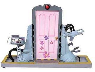 ディズニー モンスターズインク ブーのドア WDCC Monsters Inc. Door Station Boo\u0027s Door 陶磁器製