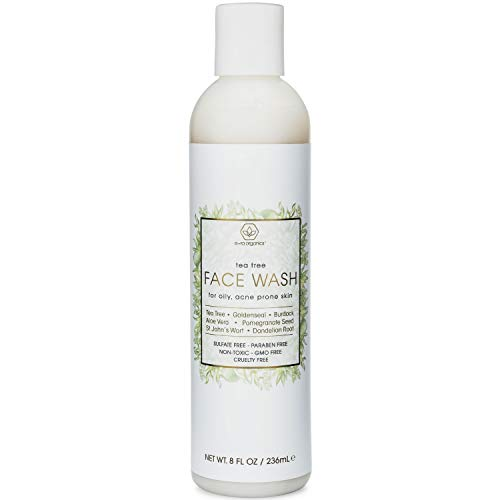 Tea Tree Oil Face Cleanser – Face & Body Wash...