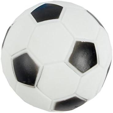 Pelota para perros Nobleza, de vinilo tipo balón de fútbol ...