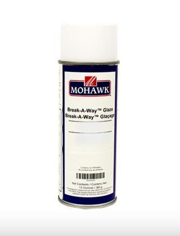- Mohawk Finishing Products M155-1435 Mohawk Break-A-Way Glaze Aerosol Burnt Umber,