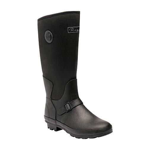 Brookford pioggia da neri Regatta donna Stivali da fztdxq5xw