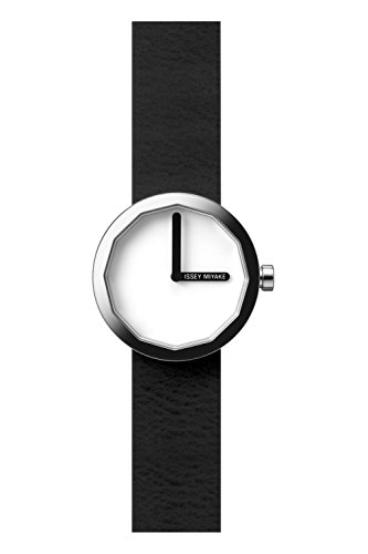 Issey Miyake Women's TWELVE Watch Black #SILAP004