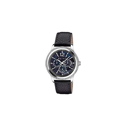 Elixa Reloj Mujer Elixa E107-l428 (40 Mm): Amazon.es: Relojes