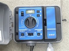 Irritrol Rain Dial RD900-EXT-R 9 Station Outdoor Irrigation Controller by Irritrol