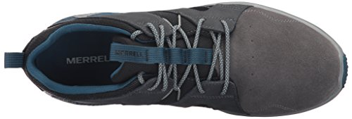 Merrell Herren 1six8 Lace LTR Sneaker Grau (Charcoal)