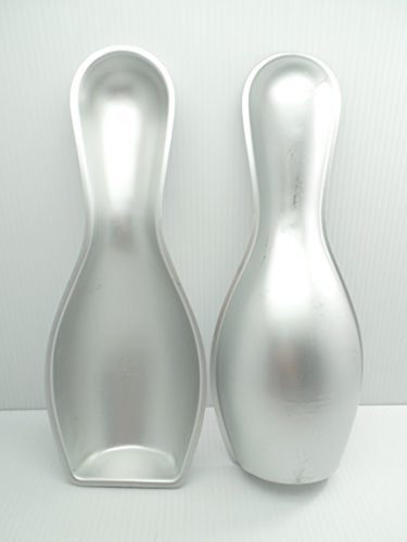 Wilton Bowling Pin Cake Pan 502-4424 from 1972