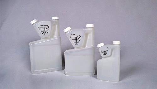 CONTAINER MFG. Series 1000 Tip-N-Measure Bottle 32oz