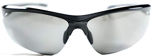 PUMA Men's Polarized Sunglasses Anti-Reflective with Case