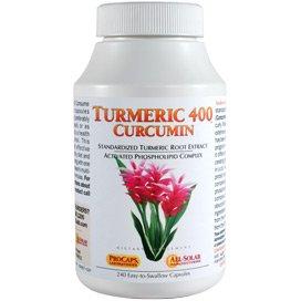Turmeric 400 60 Capsules