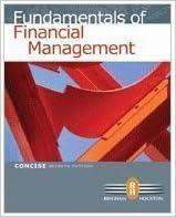 Key book of fundamentals of financial management.