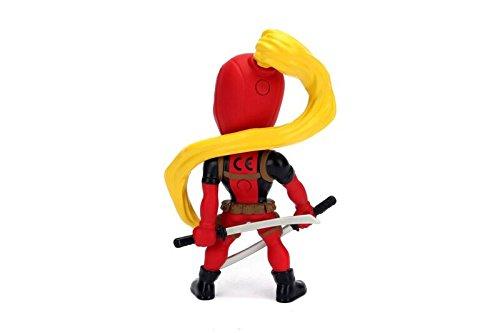 Lady Deadpool Toy Figure M353 Jada Toys Metals Marvel 4 Classic Figure
