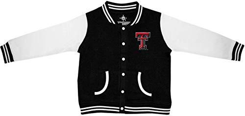 Texas Tech Raiders Varsity Jacket Black